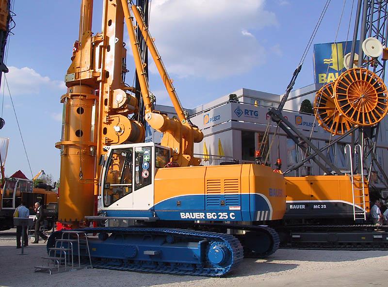 Bauer Equipment BG25C