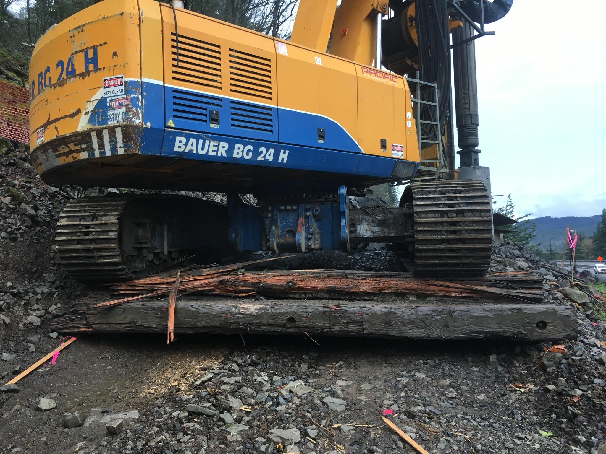 Bauer Equipment BG24H